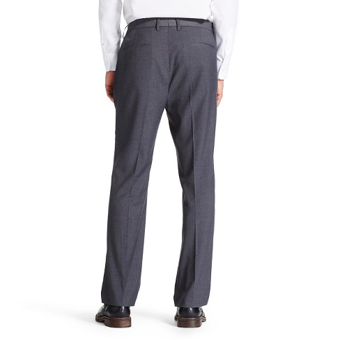 Mens Suit Pants Gray 29x32 Mossimo Target