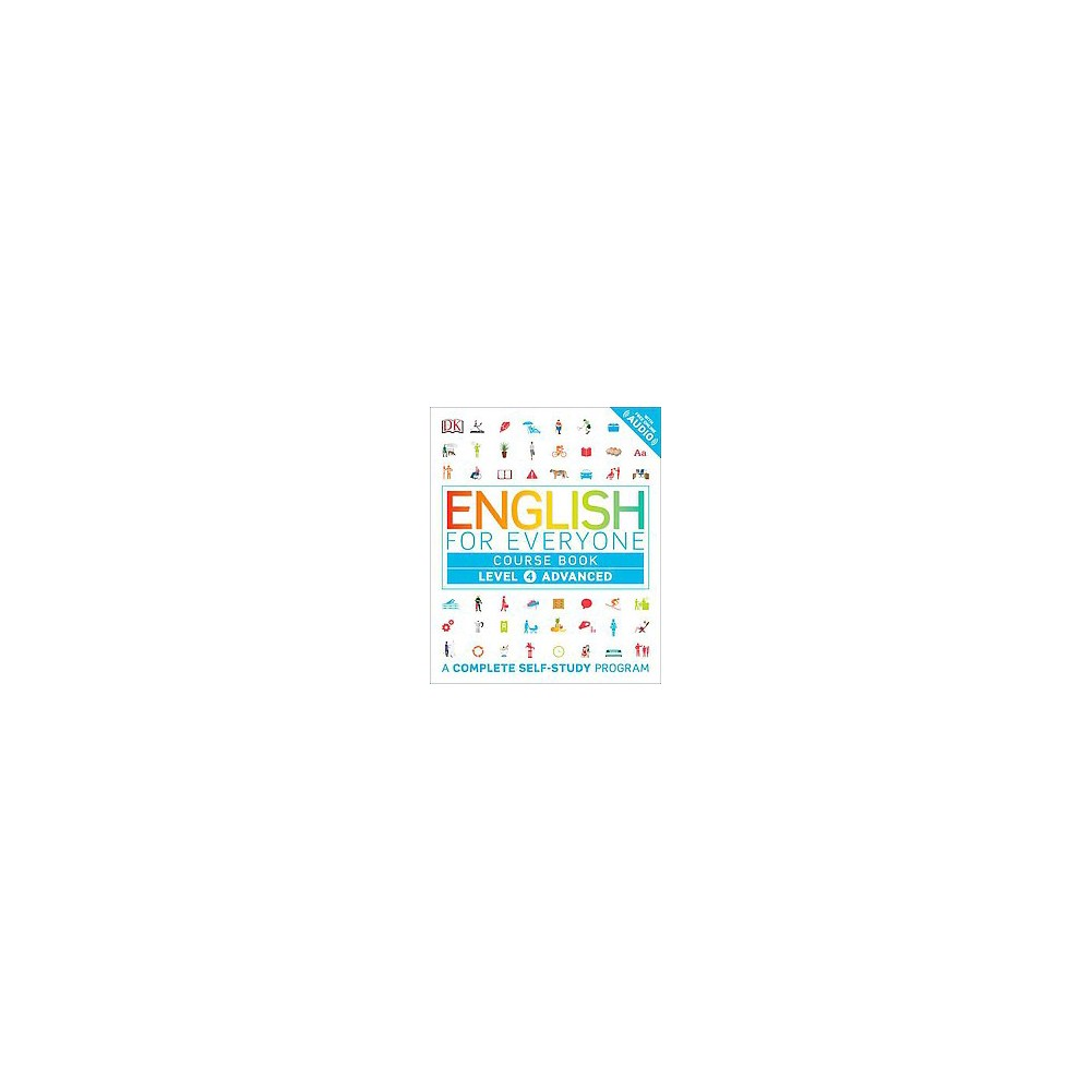 English for Everyone Course Book Level 4 : Advanced (Reprint) (Paperback) (Victoria Boobyer)