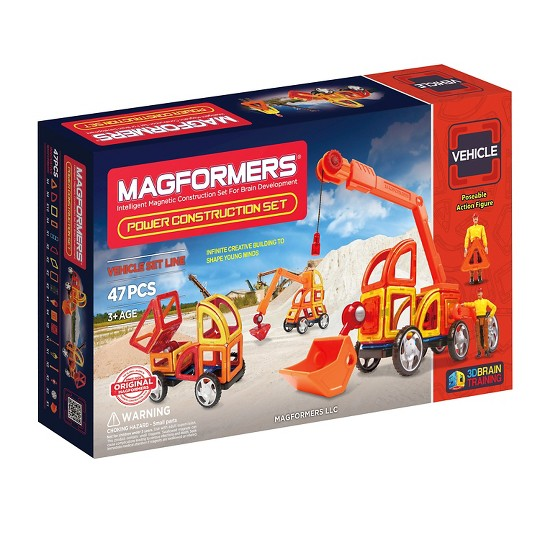 Magformers Power Construction Set image number null