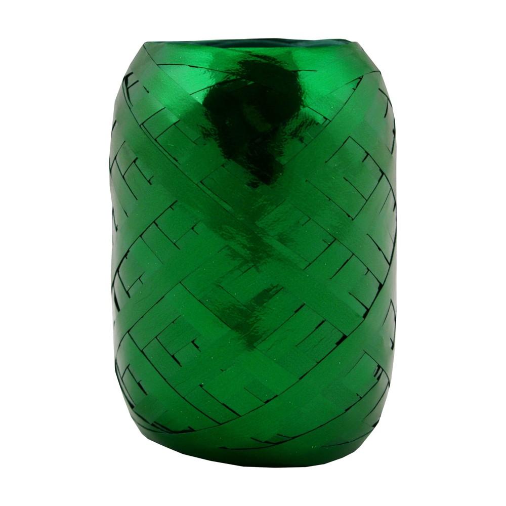 .19 Green Ribbon Curl 70ft - Wondershop