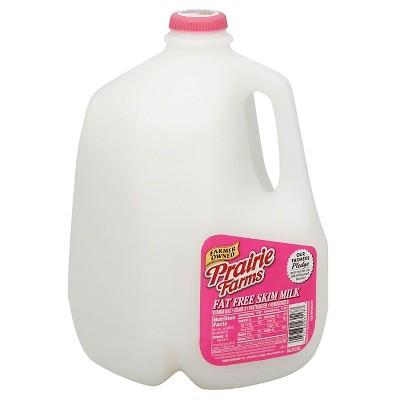 Prairie Farms Skim Milk - 1gal