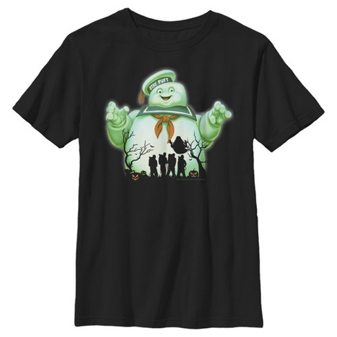 Boy's Ghostbusters Halloween Stay Puft Marshmallow Man T-Shirt - image 1 of 1