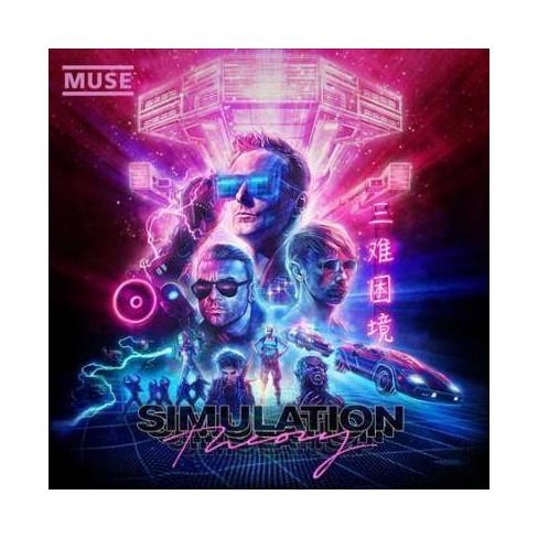 Muse - Simulation Theory (CD) - image 1 of 1