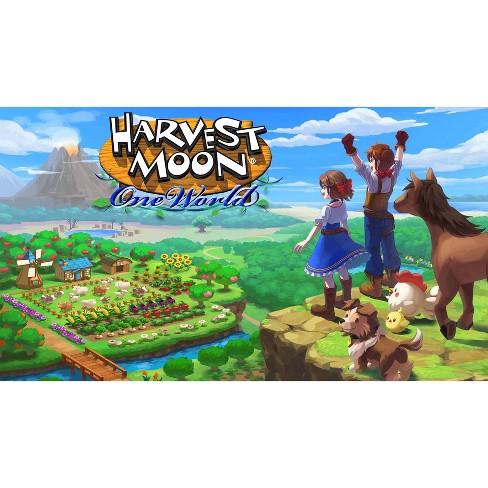 Harvest Moon: One World - Nintendo Switch (Digital) - image 1 of 4