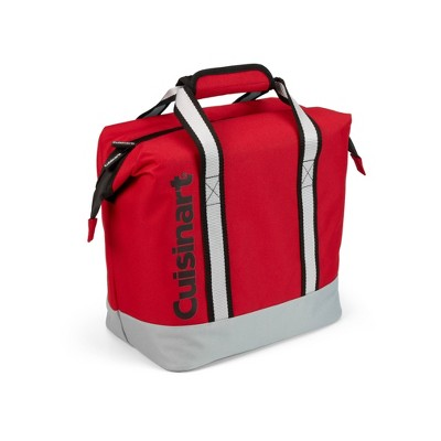 Cuisinart 10L Large Compartment Standard Lunch Tote - Red