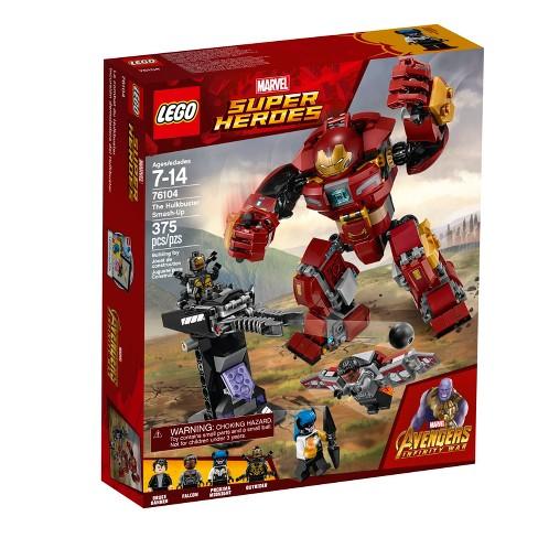 LEGO Super Heroes Marvel Avengers Movie The Hulkbuster Smash-Up 76104 - image 1 of 4