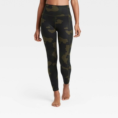 "Women's Contour Power Waist High-Waisted Leggings 26"" - All in Motion™"
