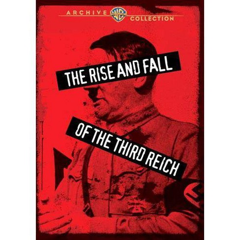 The Rise And Fall Of The Third Reich (DVD) - image 1 of 1