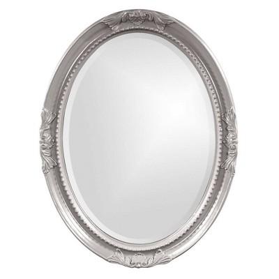 Queen Ann Nickel Mirror - Howard Elliott