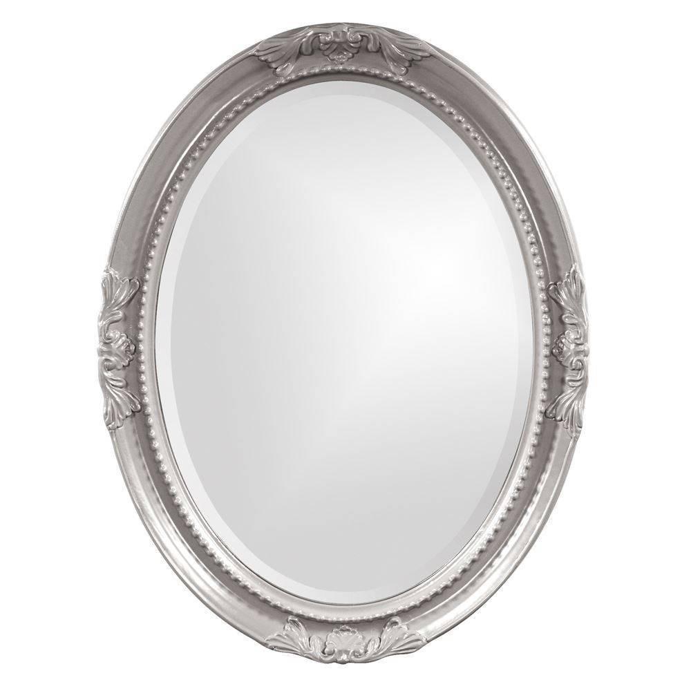 Image of Howard Elliott - Queen Ann Nickel Mirror