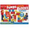 Melissa & Doug Lightweight Jumbo Cardboard Building Block Set - 40pc - image 2 of 4