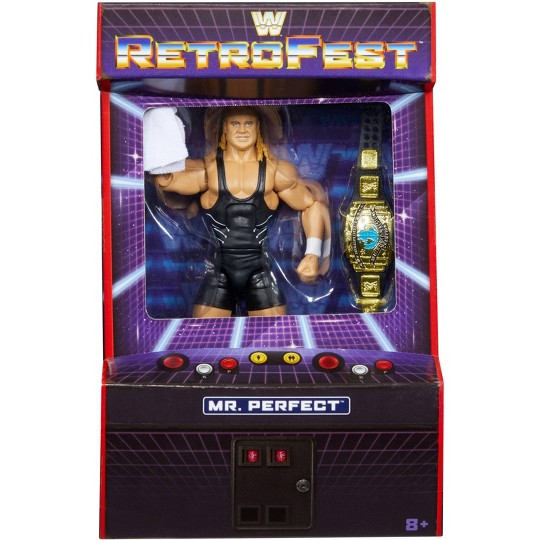 WWE RetroFest Mr. Perfect image number null