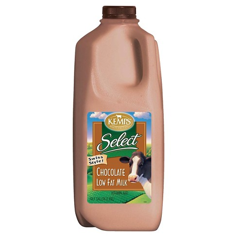 Kemps Low Fat Chocolate Milk - 0.5gal - image 1 of 1