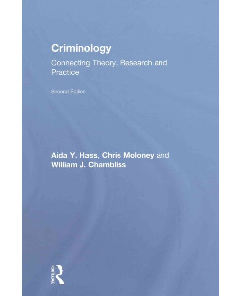 Criminology : Connecting Theory, Research and Practice (Hardcover) (Aida Y. Hass & Chris Moloney & - image 1 of 1