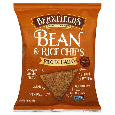 Veggie & Grain Chips: Beanfields