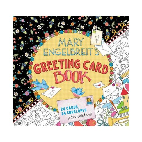 Mary engelbreits greeting card book 24 cards 24 envelopes plus about this item m4hsunfo