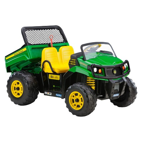 John Deere Gators >> Peg Perego John Deere Gator Xuv 550 Target