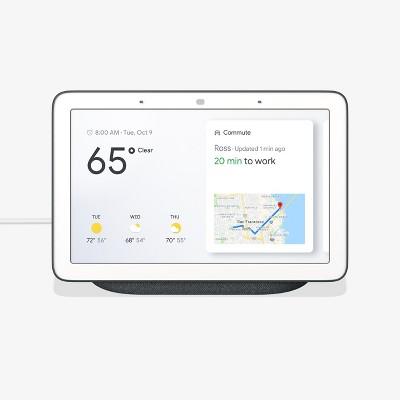 Google Home Hub Charcoal