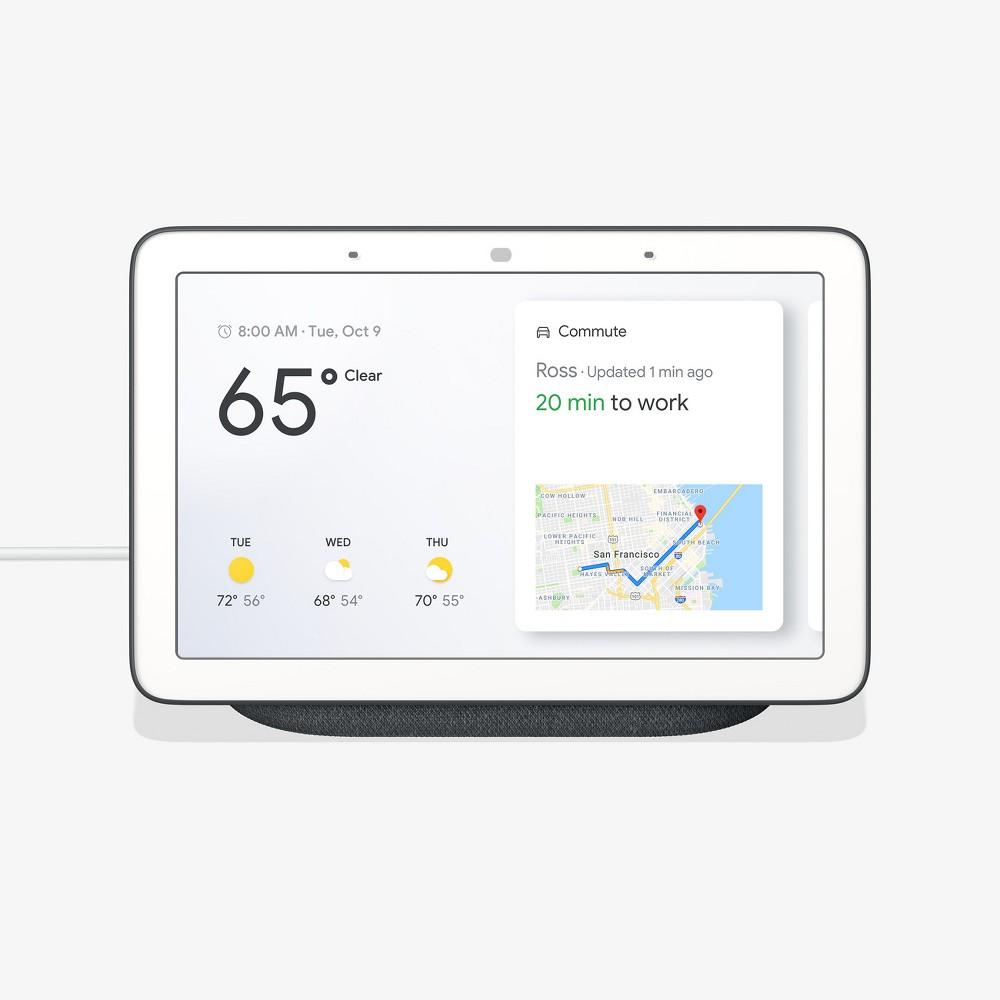 Google Home Hub Charcoal (Grey)
