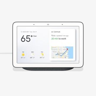 Google Nest Hub Charcoal