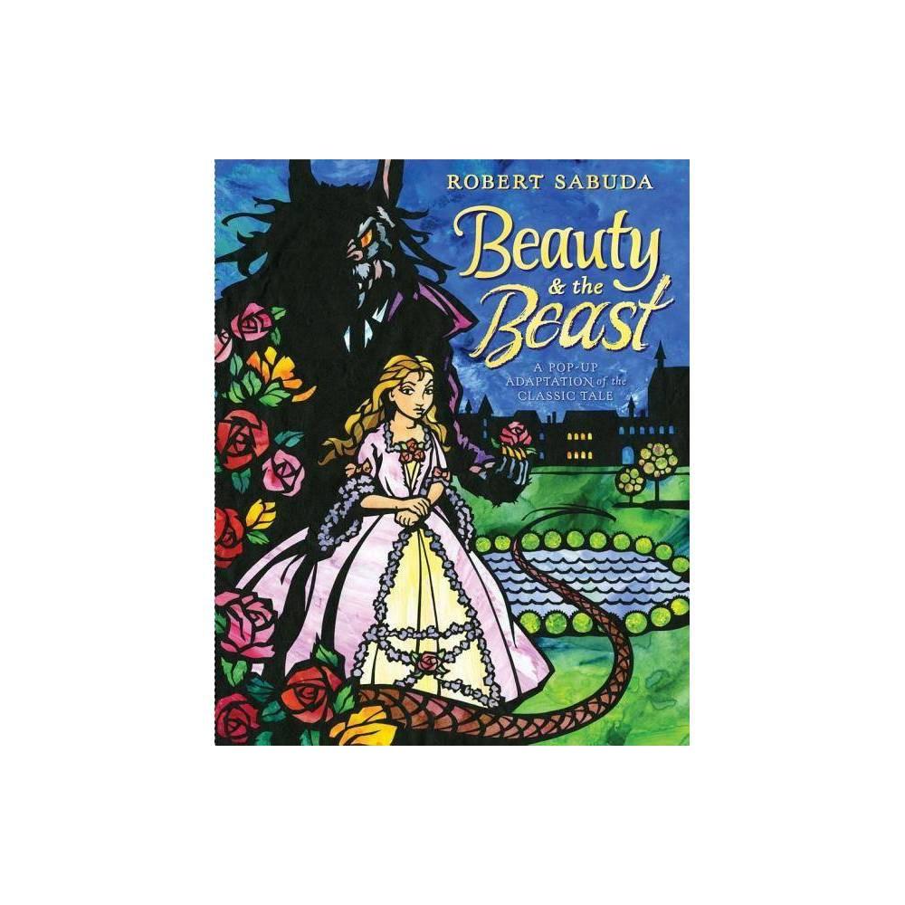 Beauty The Beast By Robert Sabuda Hardcover