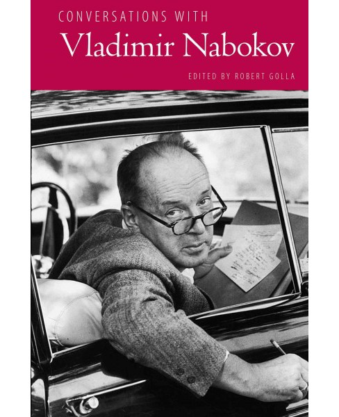 Conversations With Vladimir Nabokov (Hardcover) - image 1 of 1