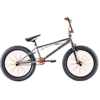 Mongoose Index 2.0 20u0022 Freestyle Bike - Silver