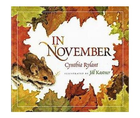 In November (School And Library) (Cynthia Rylant) - image 1 of 1