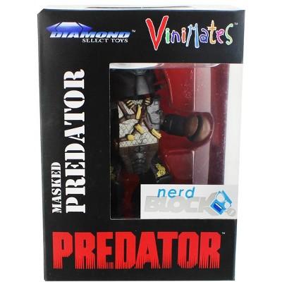 Diamond Comic Distributors, Inc. Diamond Select Vinimates Masked Predator Nerd Block Exclusive Vinyl Figure