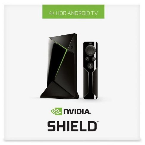 NVIDIA TV Streaming Player - Black (945128972500100)