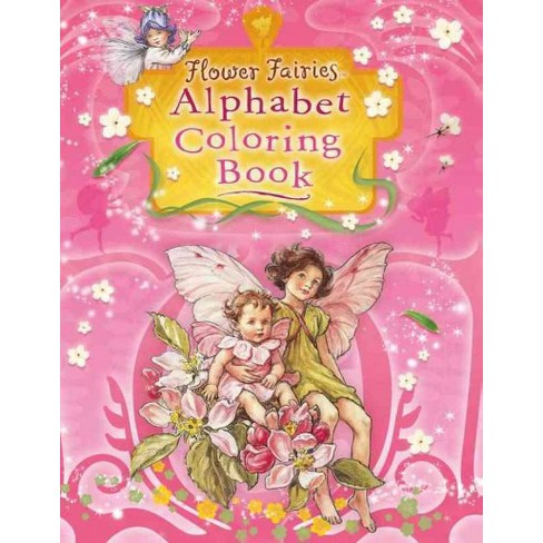 Flower Fairies Alphabet Coloring Book - by  Cicely Mary Barker (Paperback) - image 1 of 1