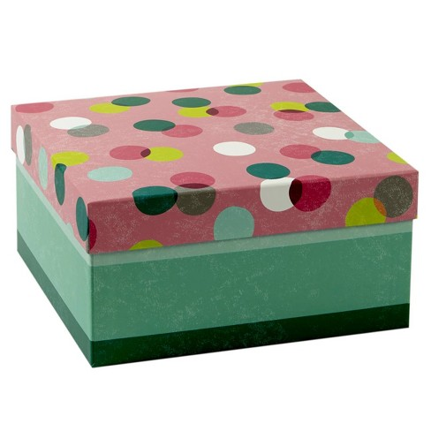 Dots Gift Box - Spritz™ - image 1 of 1