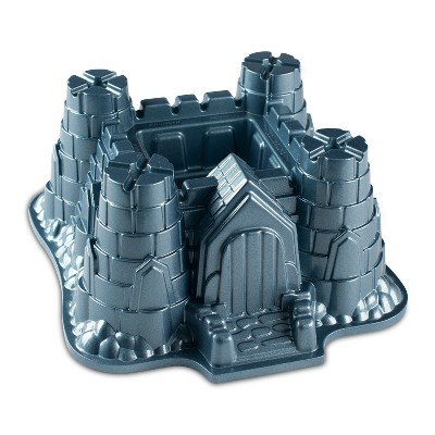 Nordic Ware Party Time Castle Bundt Pan