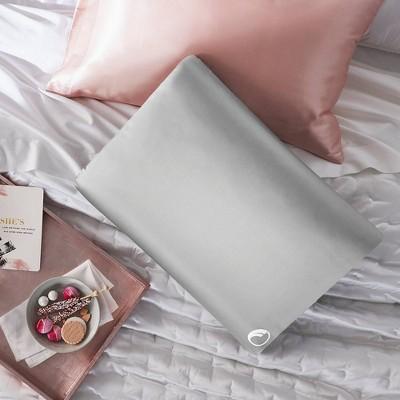 Standard Luxe Silk Memory Foam Pillow - Comfort Revolution