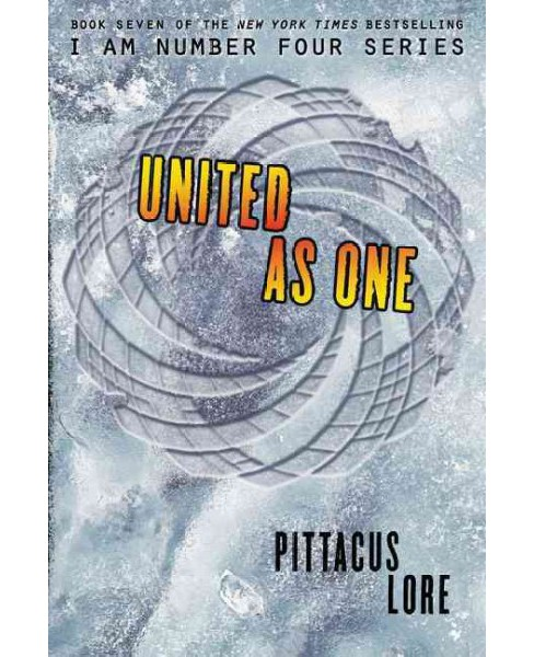 United As One (Reprint) (Paperback) (Pittacus Lore) - image 1 of 1
