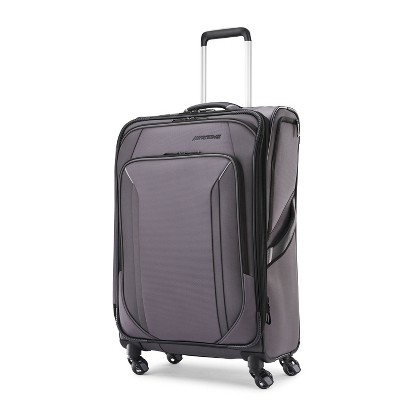 American Tourister 25'' Axion Softside Suitcase - Black