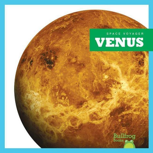 Venus - (Space Voyager) by  Vanessa Black (Hardcover) - image 1 of 1