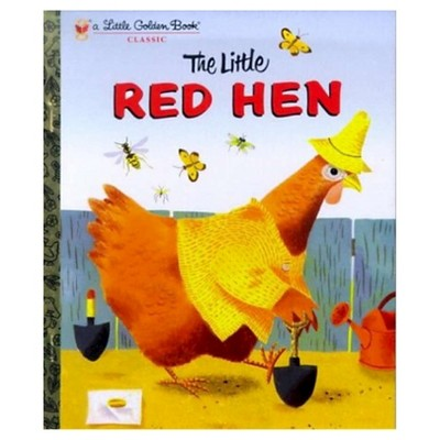 Little Red Hen, The (Lgb)