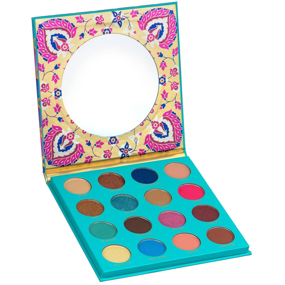Image of Color Story Eyeshadow Palette Mirage - 0.28oz