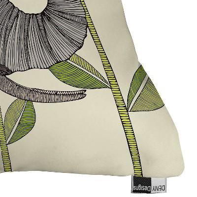 """Pink Valentina Ramos Aaron Throw Pillow (20""""x20"""") - Deny Designs : Target"""