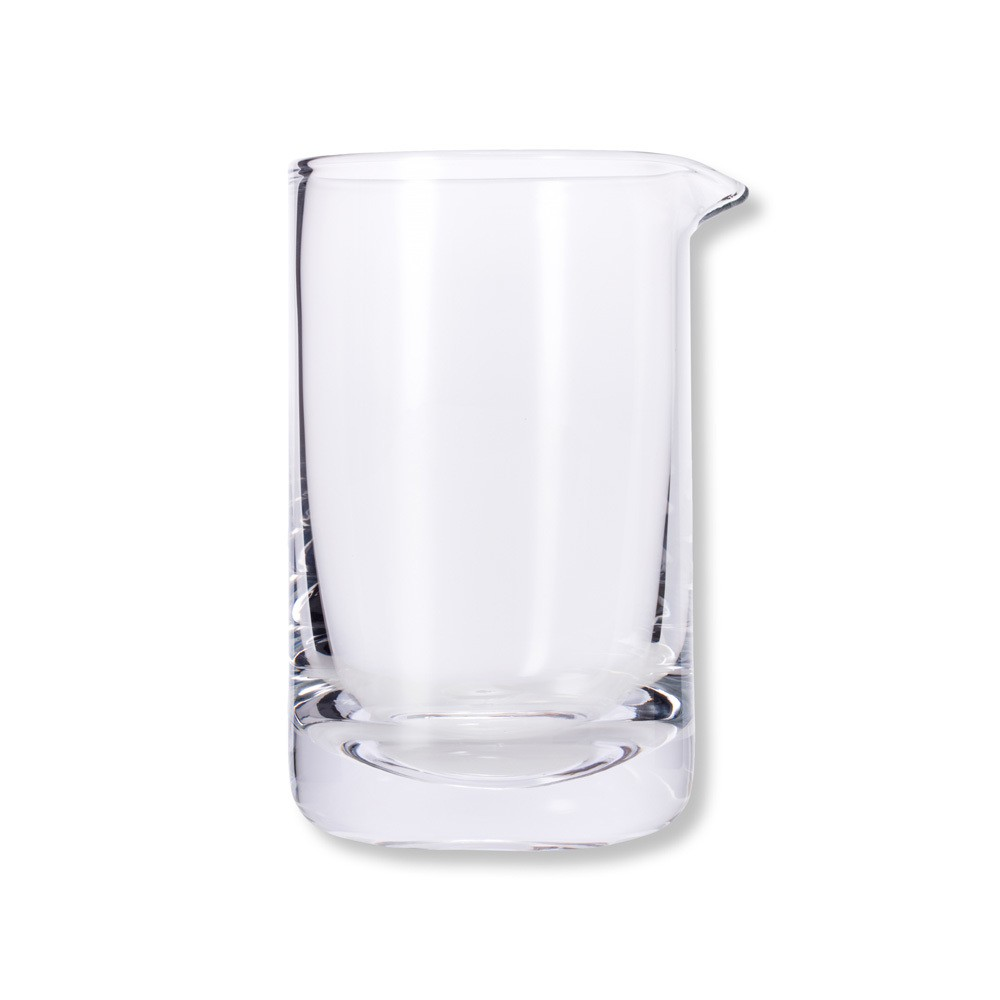 Assembly Brands 20oz Glass Mixing Beverage Server, Clear