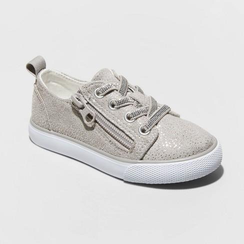 Dayja Sneakers (silver sparkle)