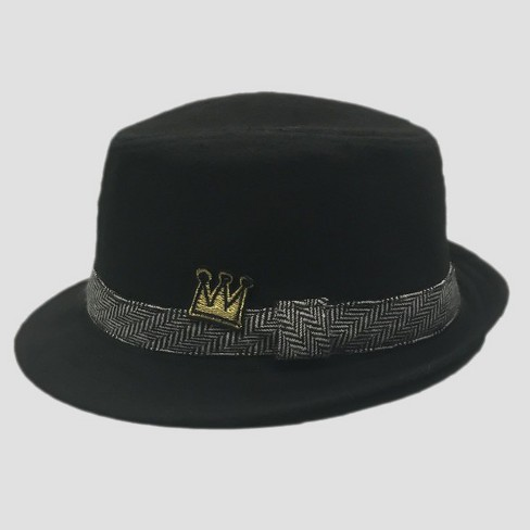 Toddler Boys' Fedora Genuine Kids™ Navy - image 1 of 1