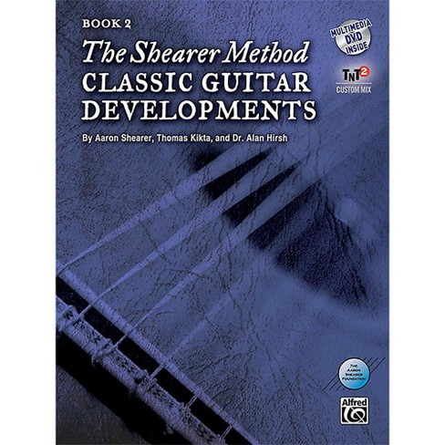 Alfred The Shearer Method Book 2: Classic Guitar Developments Book & DVD - image 1 of 1