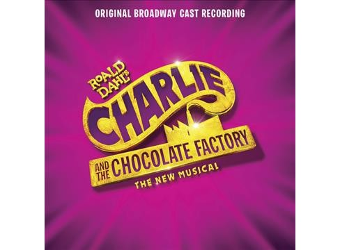 Original Cast - Charlie And The Chocolate Factory Ocr (CD) - image 1 of 1