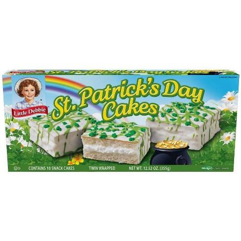 Little Debbie St. Patrick's Day Cakes - 12.5oz - image 1 of 1