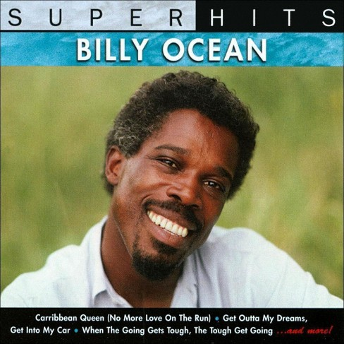 Billy ocean - Super hits (CD) - image 1 of 1