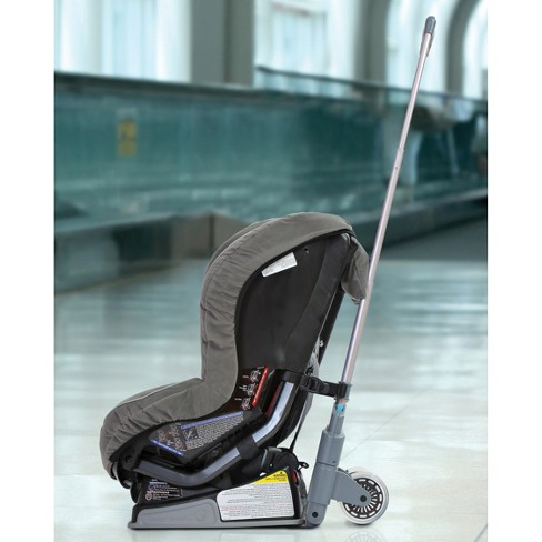 Brica Roll N GoTM Car Seat Transporter Target