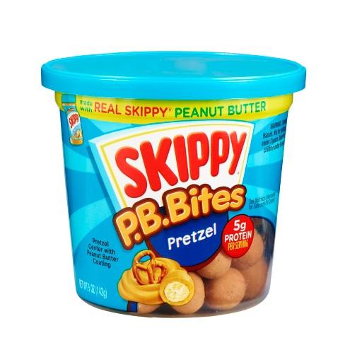 Skippy P.B. Bites Pretzel - 6oz - image 1 of 4