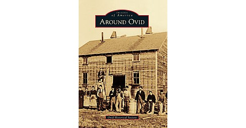 Around Ovid (Paperback) - image 1 of 1